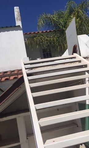 Habitación privada y terraza - Zapopan - Pis