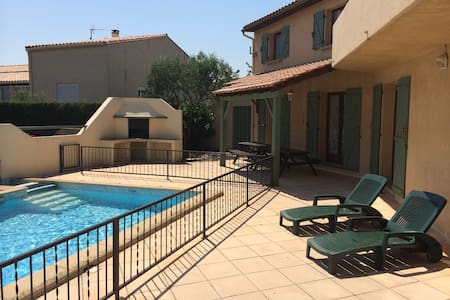 5 bed villa, private pool & views - Saint-Jean-de-Barrou - Vila