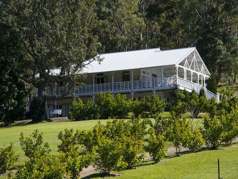 Luxury Queenslander Gold Coast Hinterland
