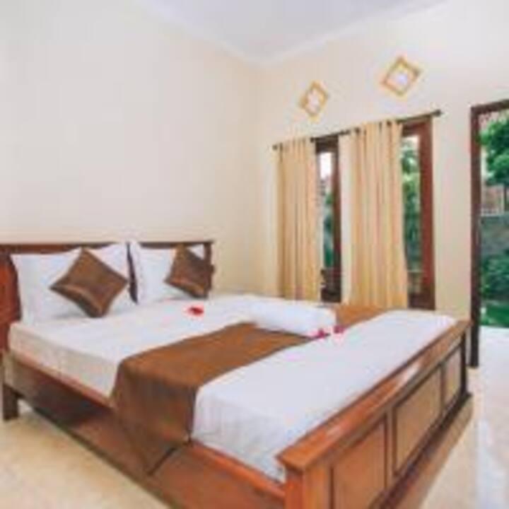 Cozy house at Nusa Lembongan