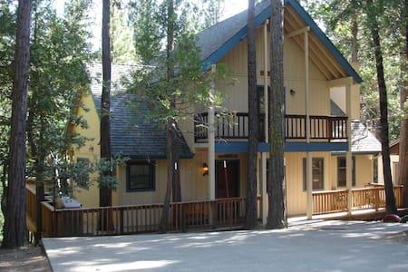 Friends Lodge in Yosemite NP 2303sf - Wawona - Ház