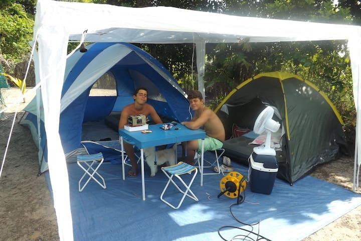 Casa Mágica ( camping ) - MARAU - Annat