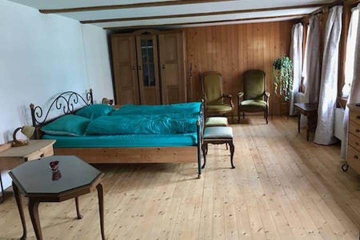 Zimmer 1 in Gampelen BE