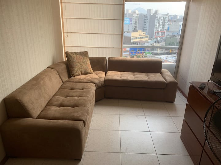 Nice 3-2-1 Apartment for temporary stay