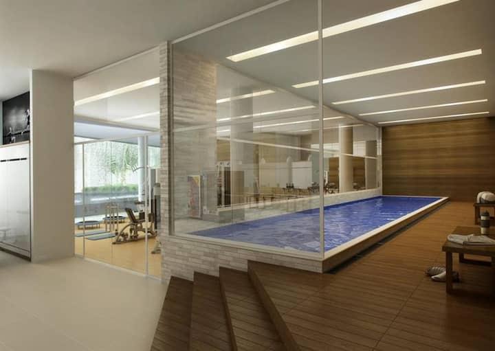 Apart Hotel Fusion + Estacionamento Grátis