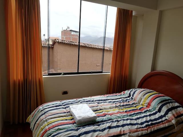 Habitación simple en tercer piso