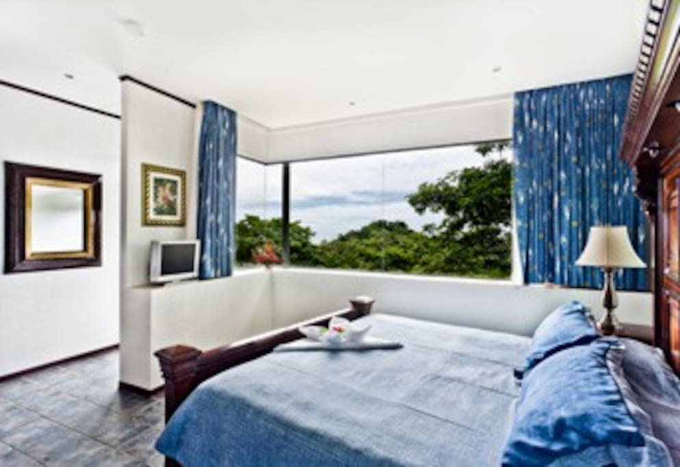 Our penthouse are the most expansive in Manuel Antonio
