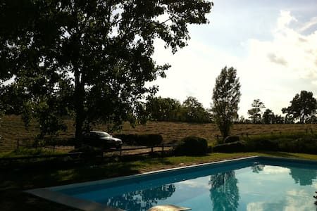 Indipendent country house with pool - Alessandria - 獨棟