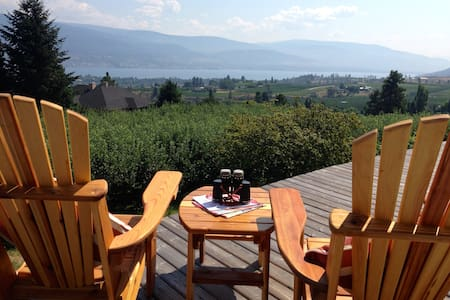 The Viewpoint Suite -Summerland BC - Summerland