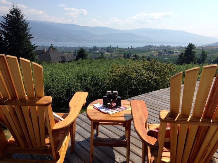 The Viewpoint Suite -Summerland BC