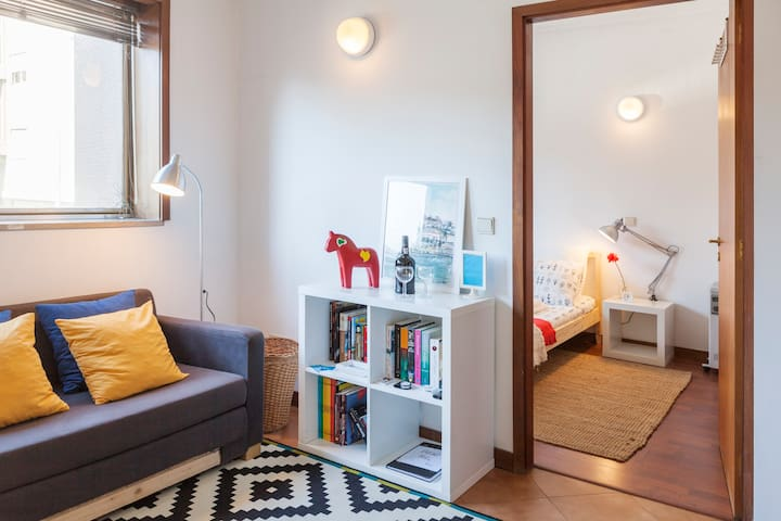 Your Apartment in Oporto center - Porto - Huoneisto