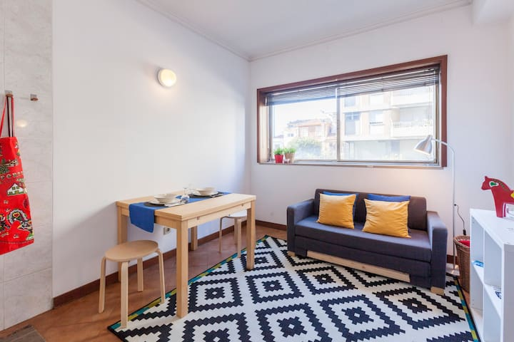 Your APARTMENT in Oporto center
