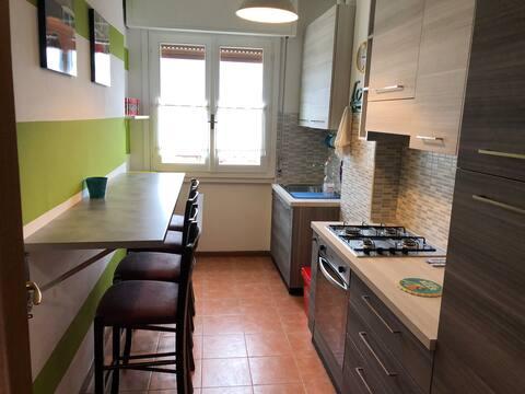 Think Different Appartamento in Brianza vista Alpi