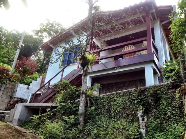 Casa charmosa para 8 pessoas - Ubatuba - Casa
