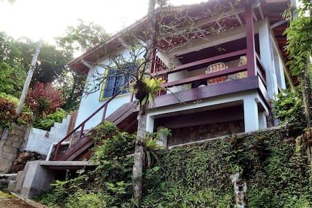 Casa charmosa para 8 pessoas - Ubatuba - Talo