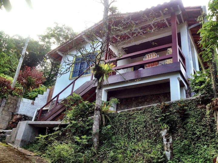 Casa charmosa em Picinguaba