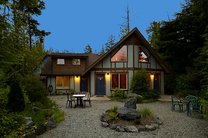Tofino Cabinas - The Nook