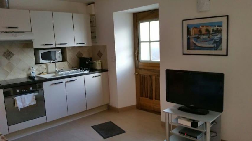 2 Pièces proche Ajaccio - Cuttoli-Corticchiato - Apartament