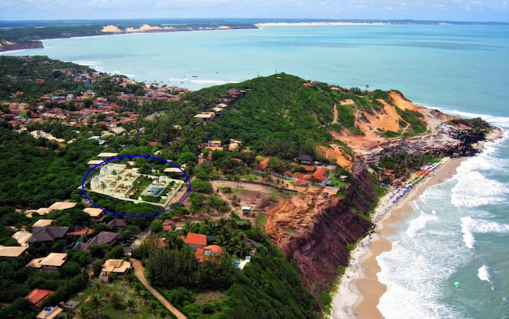 Pipa Residence - Praia do Amor (AP B1)