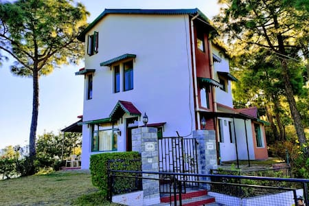 HashTag Kasauli #3 BR Bungalow#Cook#WiFi#Serenity#