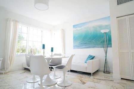 Design 1BR, 2mn Lincoln Beach - B - Miami Beach