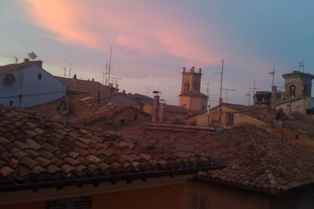 Charming Apt in 13thc Palazzo  - Pergola