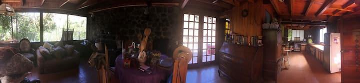 Refugio Cordillerano, Las Vizcachas de Los Andes