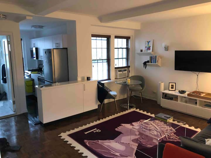 Brooklyn Heights contemporary studio apartment
