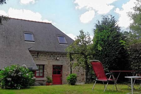 Maison typique en Bretagne-chambre d'hôte