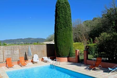 Villa Les verveines de vaison - Vaison-la-Romaine