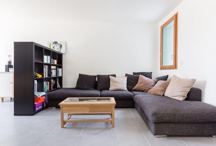 Chambre chez l'habitant, CEA Cambridge - Grenoble - Appartement