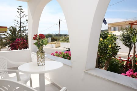 2BEDROOM APT/1/POOL 19 WEST CHANIA - Kolymvari