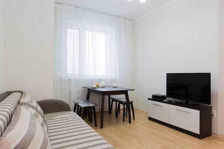 Квартира с двумя спальнями, Астана-Арена,EXPO-2017