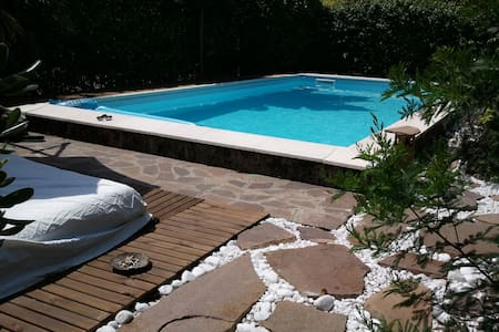 appartamento in villa con piscina - Treviso - Hus