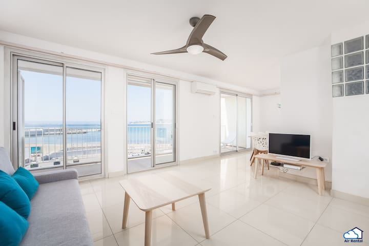 Beautiful apartment with sea view - Air Rental