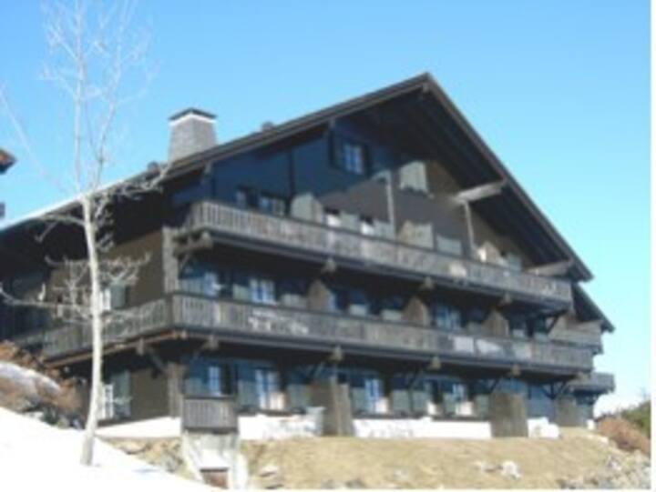 Portes du soleil, Ski aux pieds, 1600 mètres