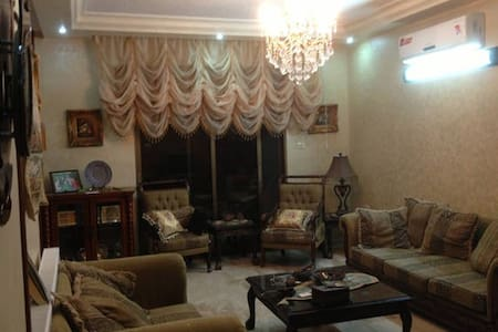 New fully furnished apt in Irbid