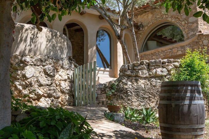 Casa Olivo at Masia Nur Sitges
