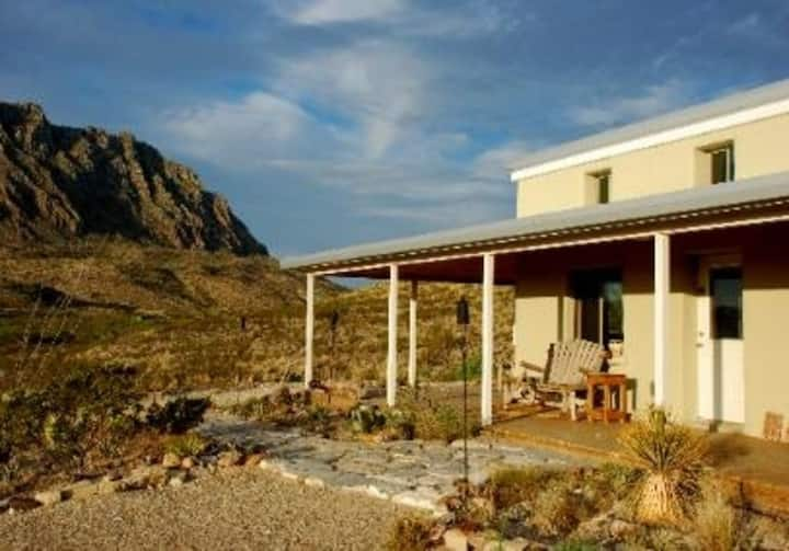Big Bend Getaway: Classic Adobe with Modern Flair