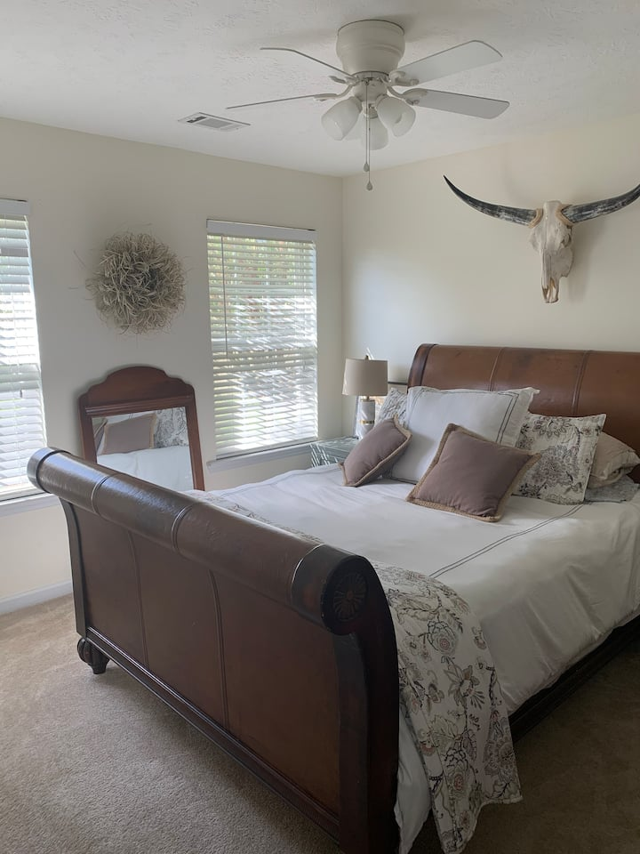 Equestrian with One Private Room Available
