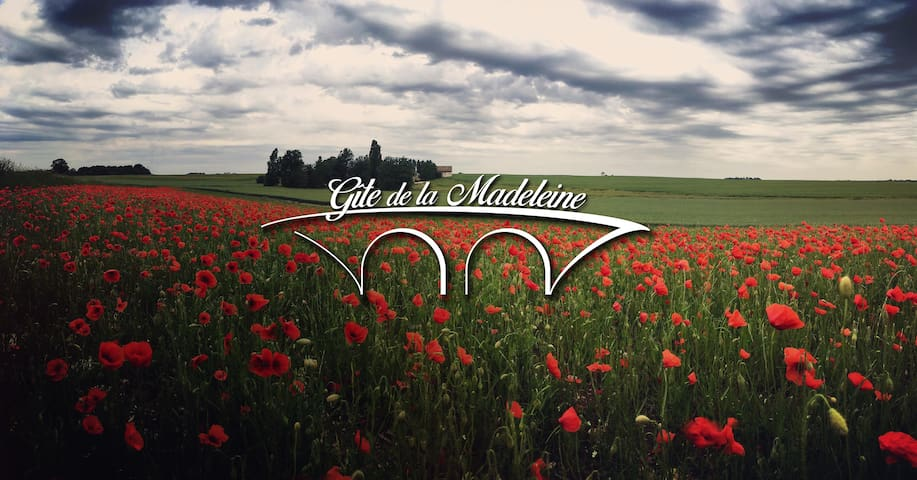 Gîte de la Madeleine / 30 personnes