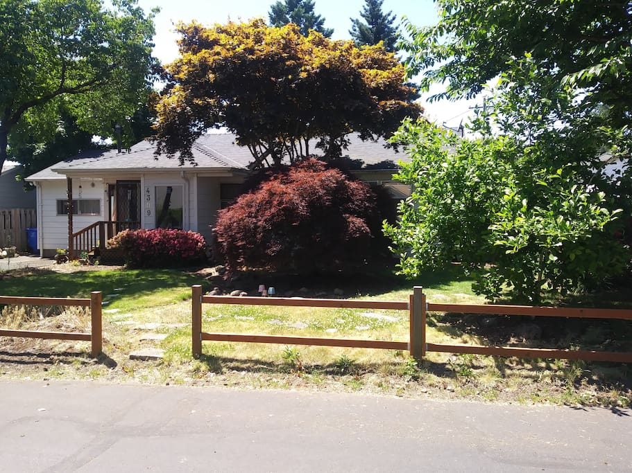 Family Friendly Bed And Breakfast Portland Oregon