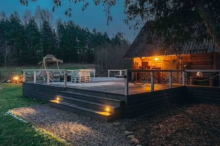 Markuse Resthouse with sauna & hot tub