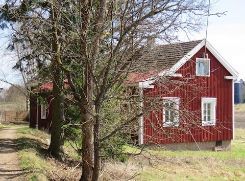 아늑한 시골집