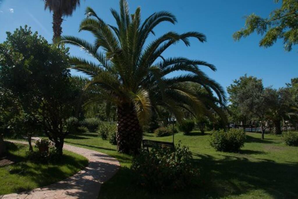 Parco privato
