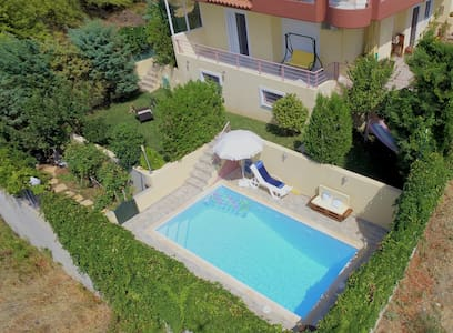 House with priv. pool near Athens airport and port - Athen