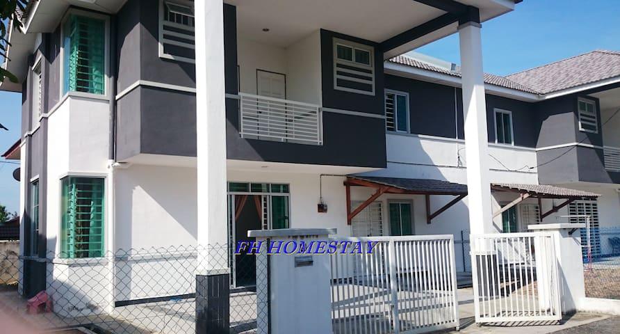 FH Guest House, Kangar, Perlis, Malaysia - Kangar - House
