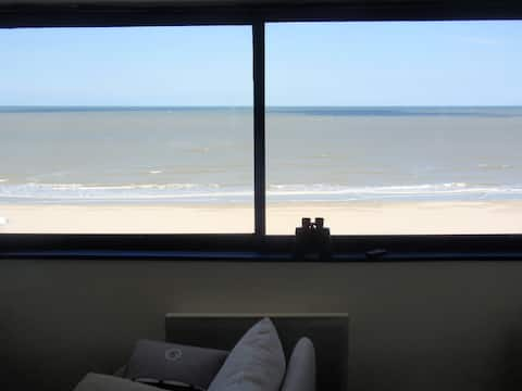 Cozy appartement avec vue imprenable sur la mer