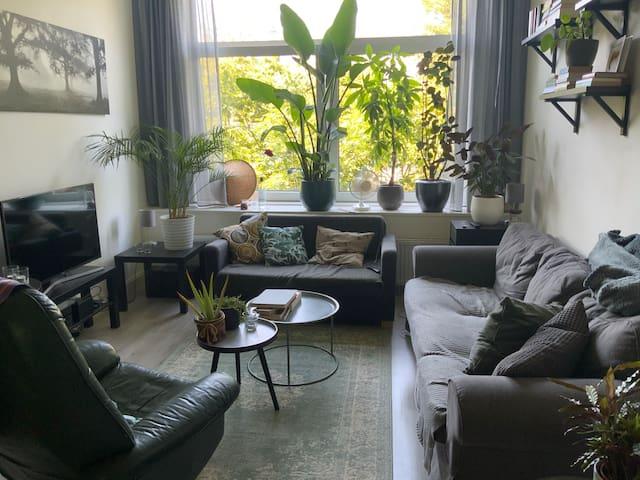 Appartement in centrum/west van Rotterdam