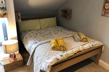 Double room in conservation area